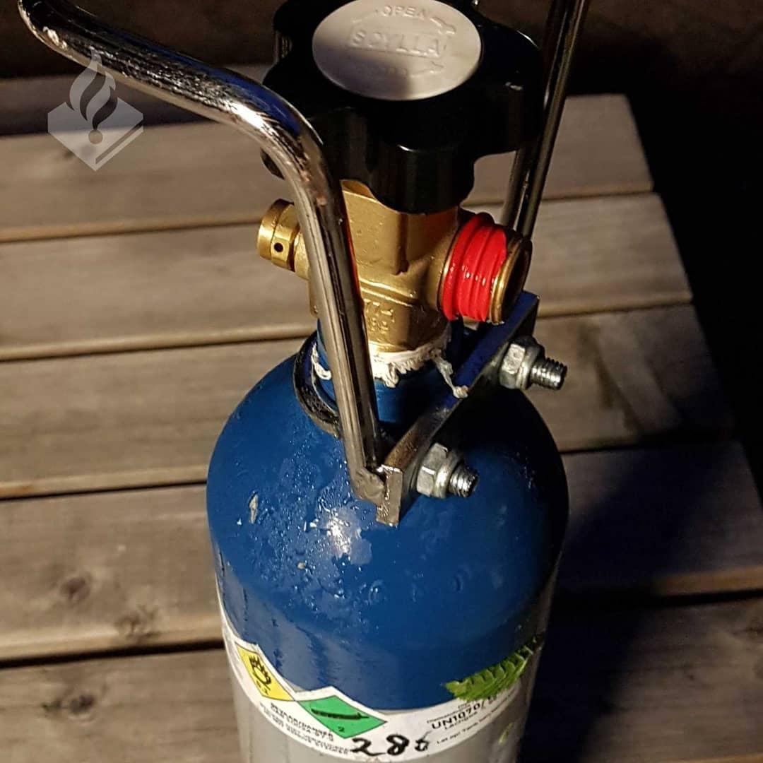 Lachgasgebruiker zorgt voor overlast in Hilversum
