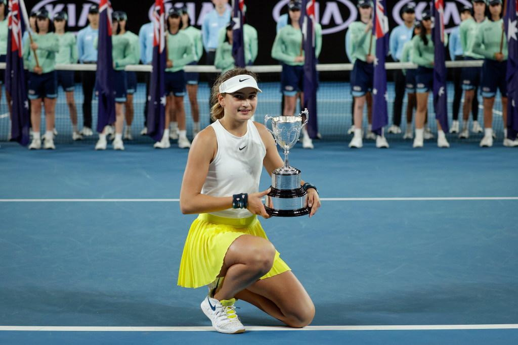 Winnares van Australian Open bij meisjes, Victoria Jiménez uit Andorra, komt naar ITF Toernooi bij TC Alkmaar