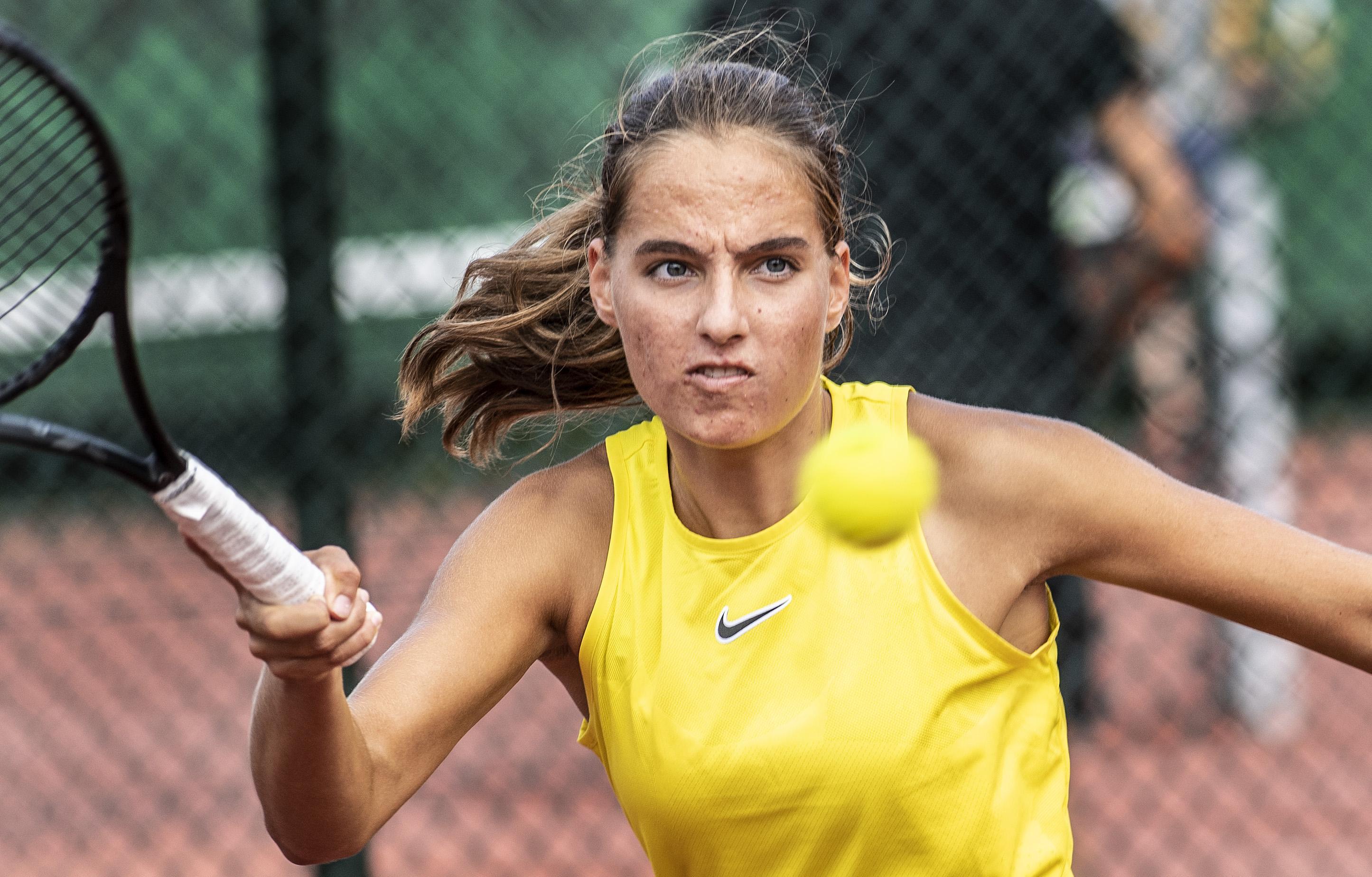 'Beetje vakantiegevoel' bij open tennistoernooi van Overhout in Haarlem