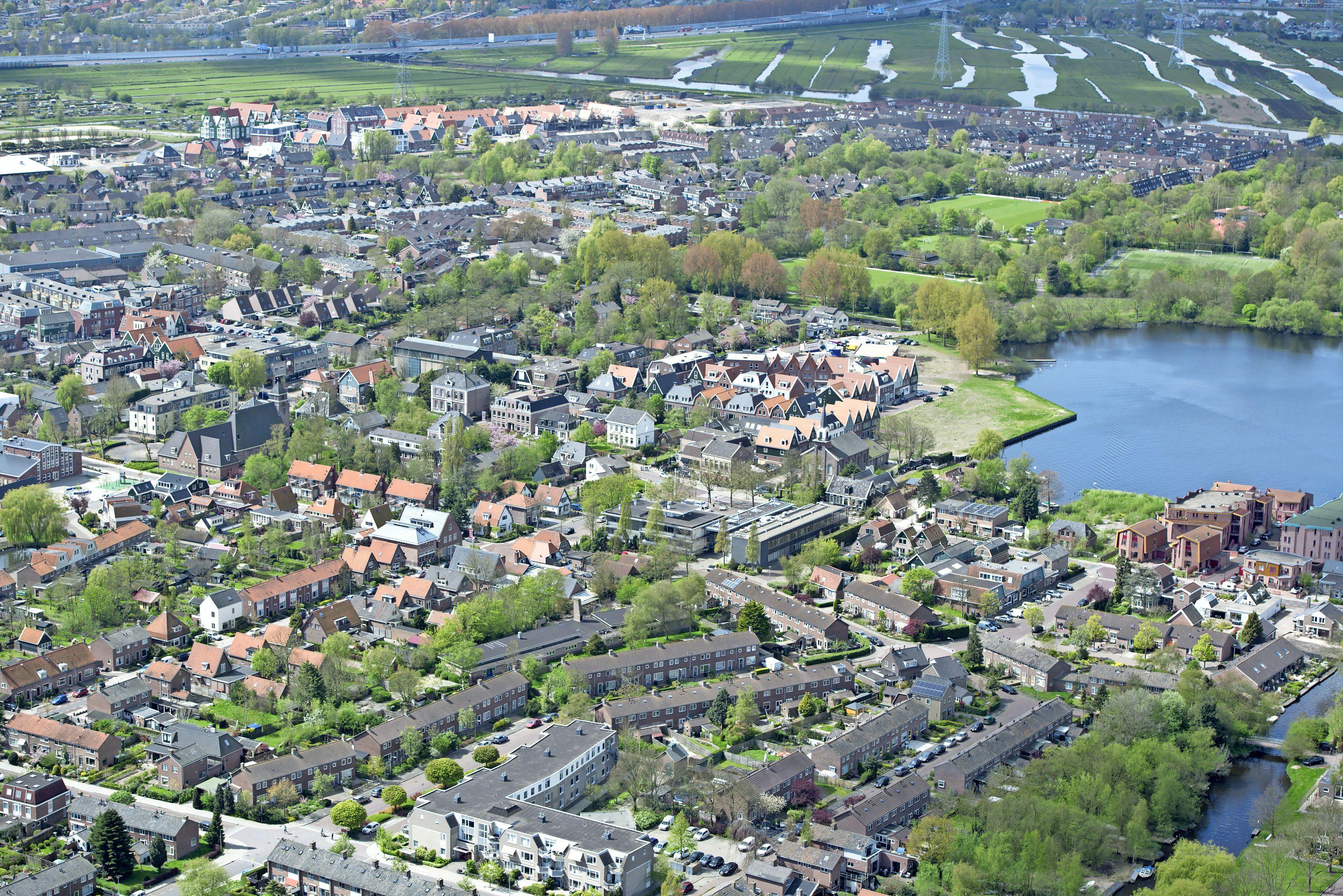 Provincie houdt woningbouw in Landsmeer tegen vanwege bescherming van groen, maar welke opties blijven volgens hen over?