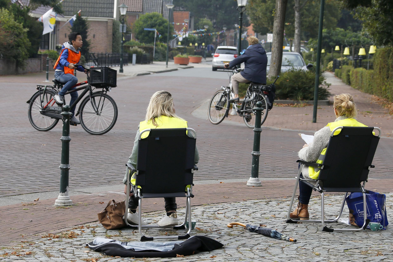 Tring! Bijna alle leerlingen van de Oude Boomgaard slagen voor door corona uitgestelde verkeersexamen in Niedorp