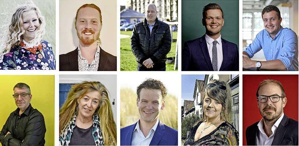Deze elf inwoners van de Kop van Noord-Holland zijn verkiesbaar voor de Tweede Kamer (en twee of drie maken echt kans)