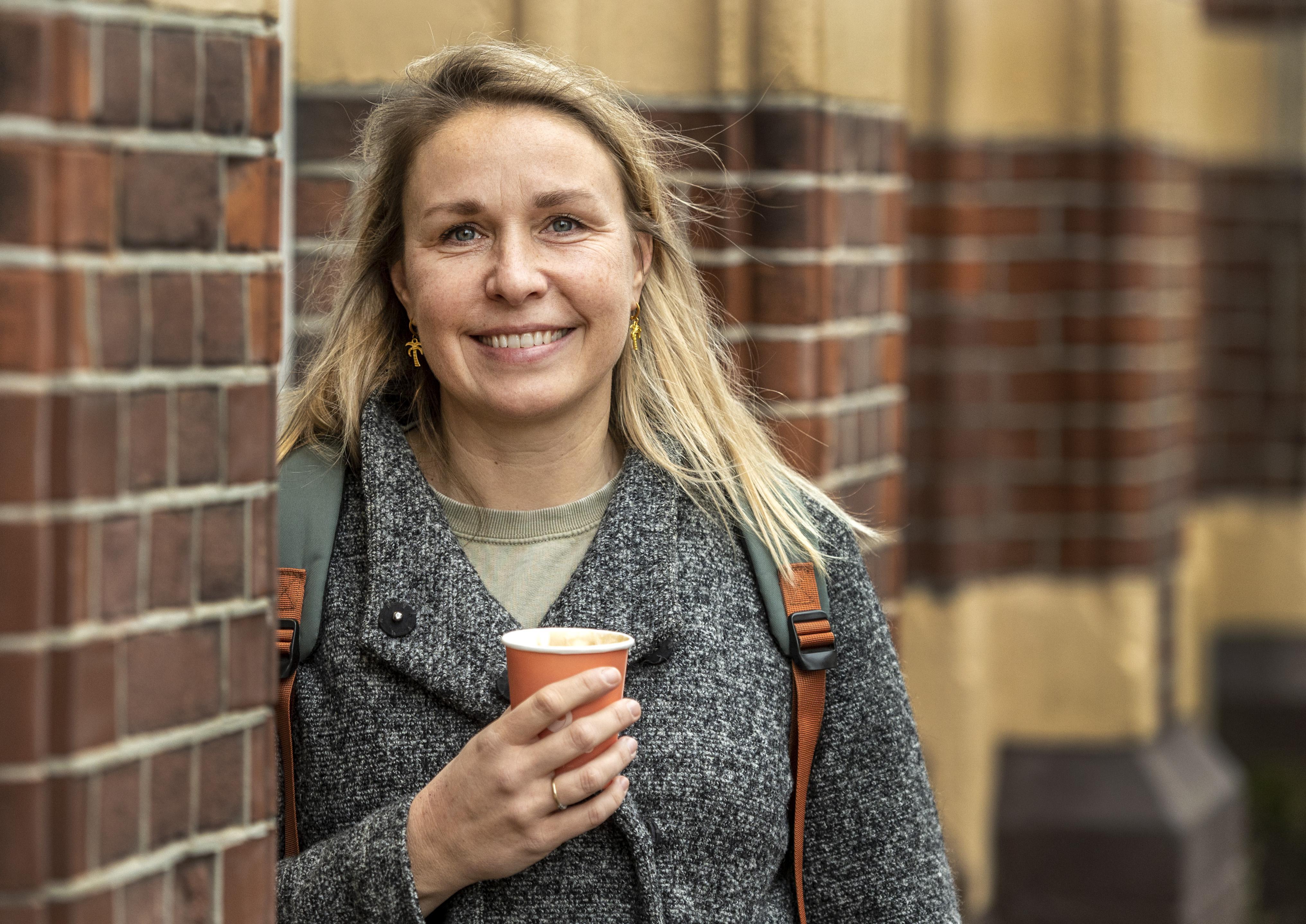 Oud-topatlete Annemarie Kramer (46) kent woelige maar waardevolle periode in coronatijd: 'Er was zoveel liefde op afstand'