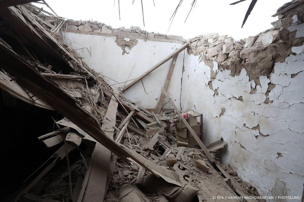 Gevechten Nagorno-Karabach wakkeren bezorgdheid over oorlog aan