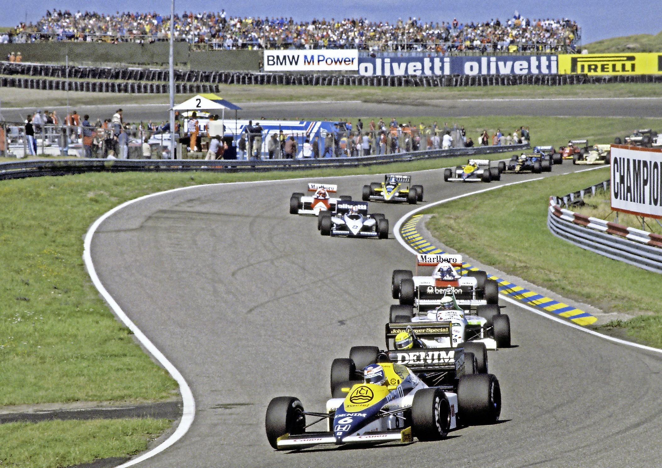 Opkomst, ondergang, wederopstanding. De Formule 1 op Circuit Zandvoort ging altijd gepaard met controverse