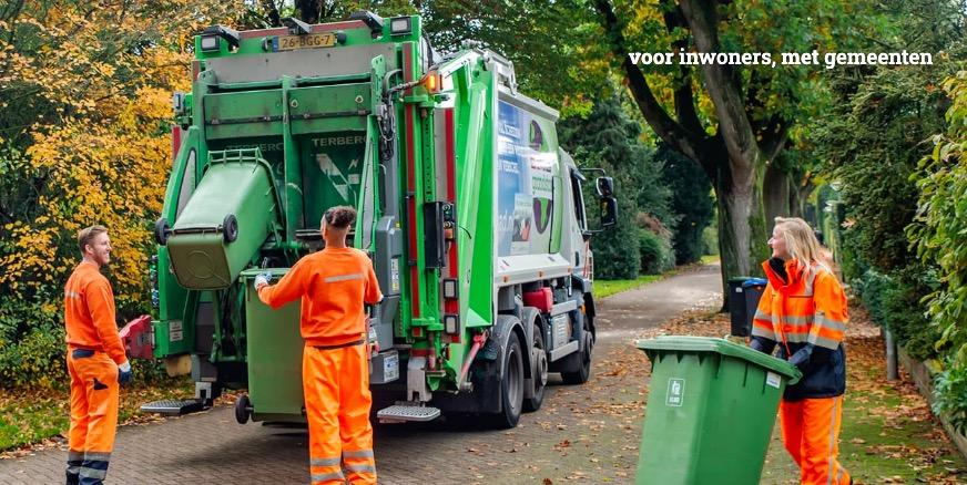 GAD Gooi en Vecht gaat gft weer tweewekelijks ophalen; mobiel scheidingsstation blijft komende weken 'op stal'