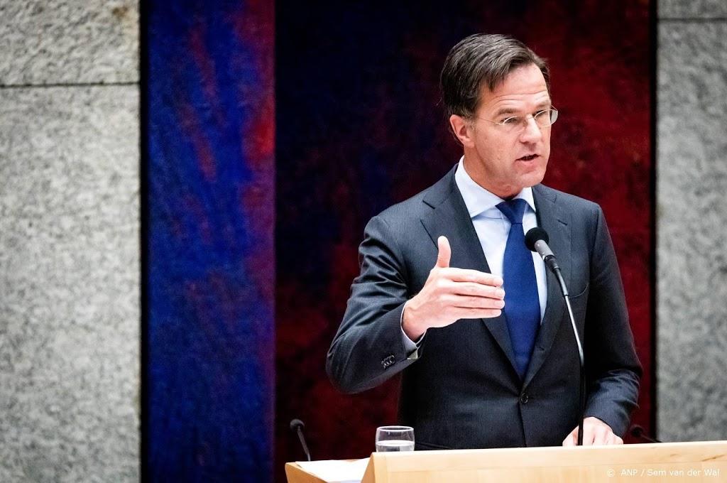Rutte vindt bedreiging OMT-leden 'totaal onacceptabel'