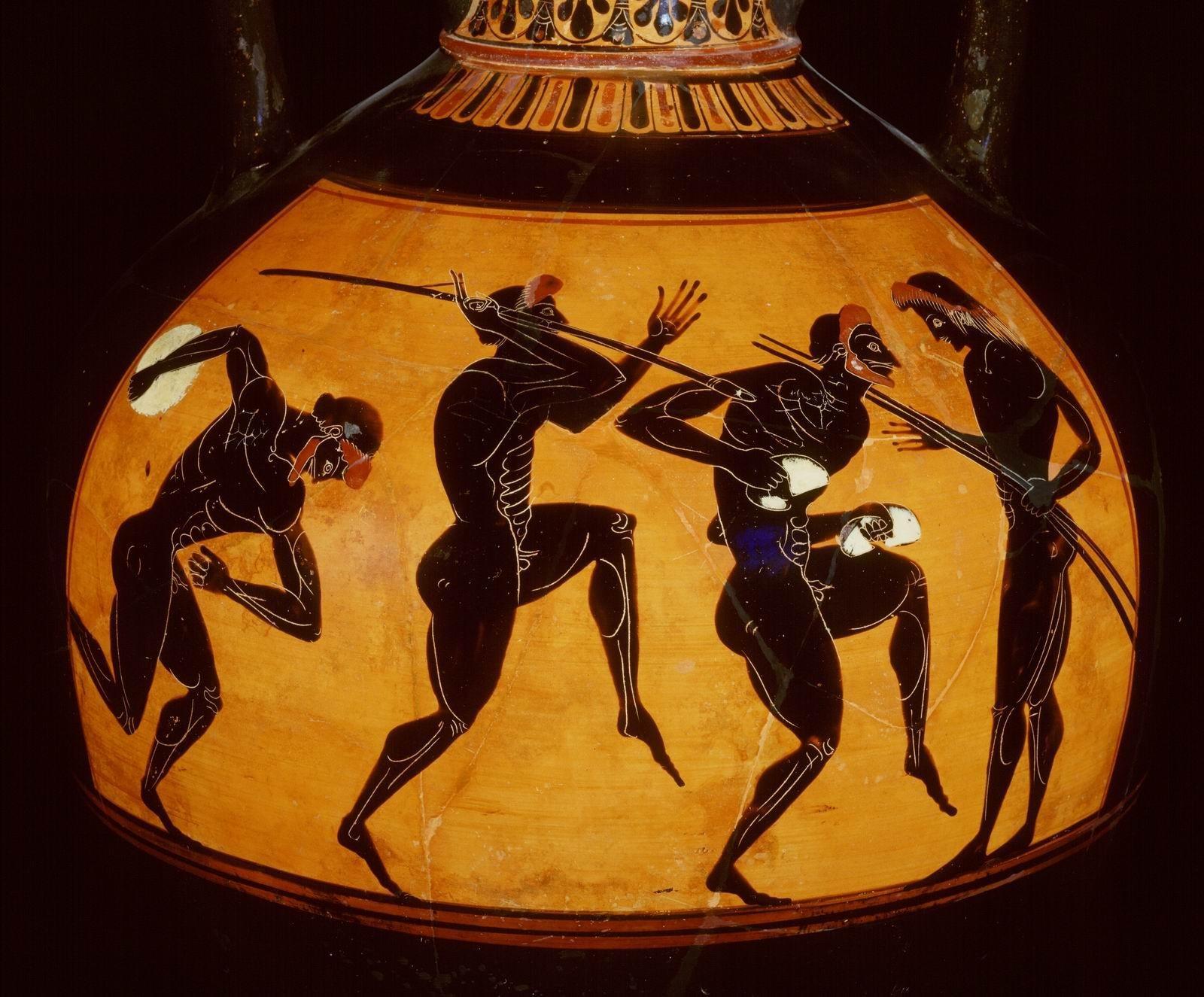 Zo verdwenen de antieke Olympische Spelen: christenen vonden competitiesfeer niet opvoedend