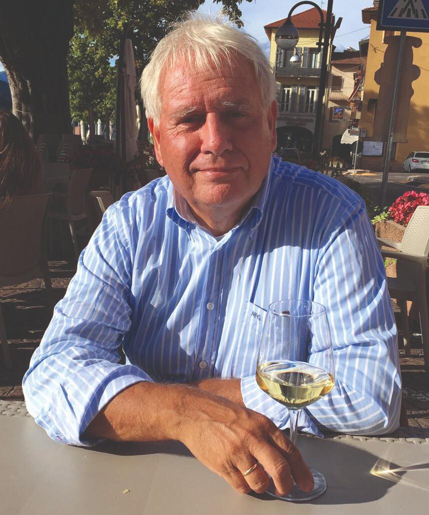 Uitvaart Leidse bankier Roel van den Berg alleen voor genodigden