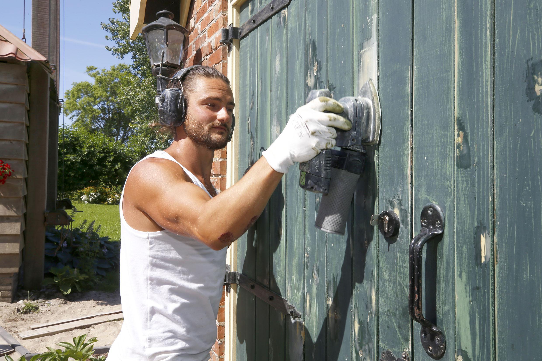 Je huis is toe aan een verfbeurt? Op tijd de schilder bellen. Een jaar wachten is vrij normaal