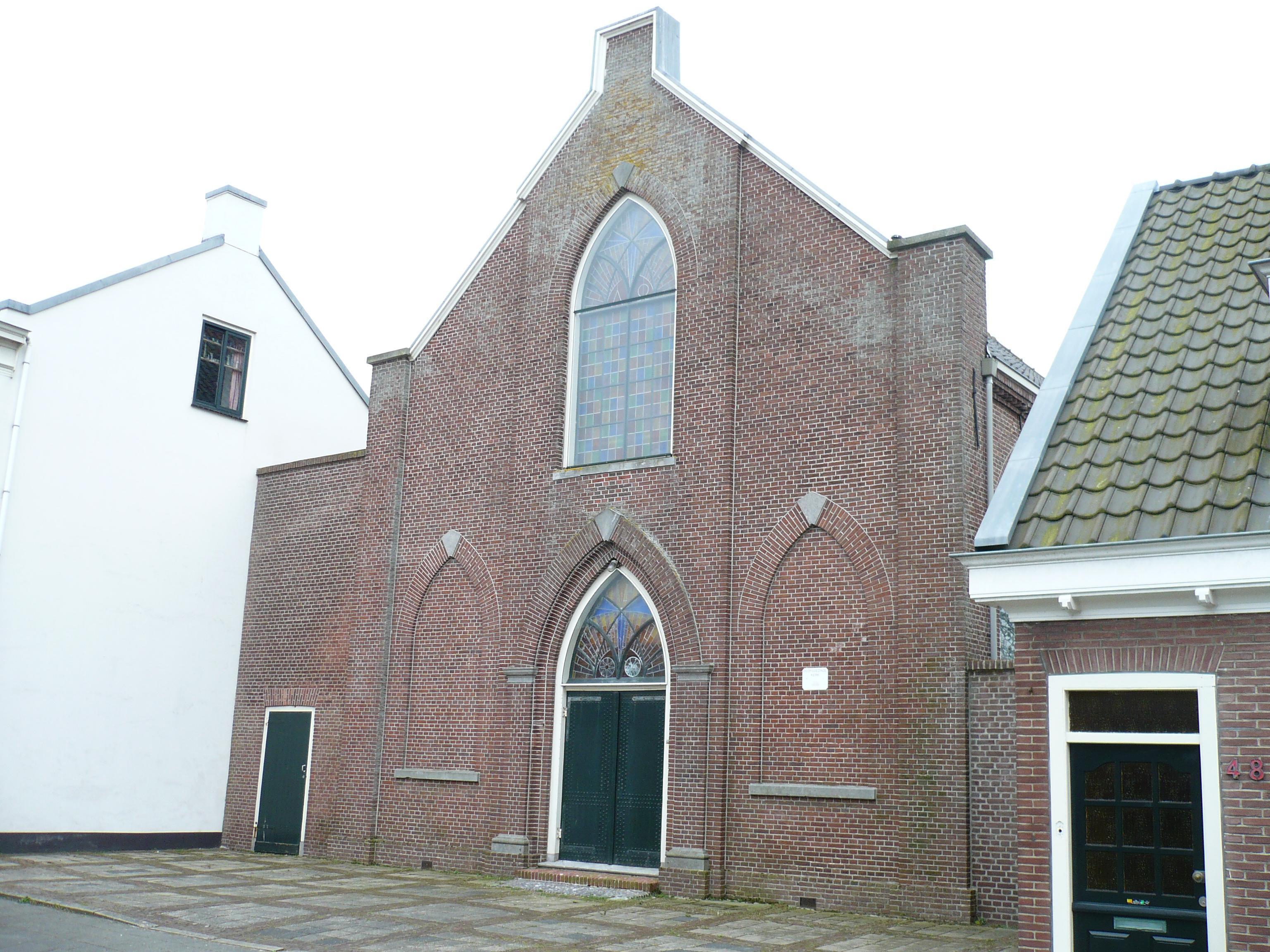 Kerk aan de Kerkgracht in Den Helder is in een mum van tijd verkocht. Nu wordt het een huis