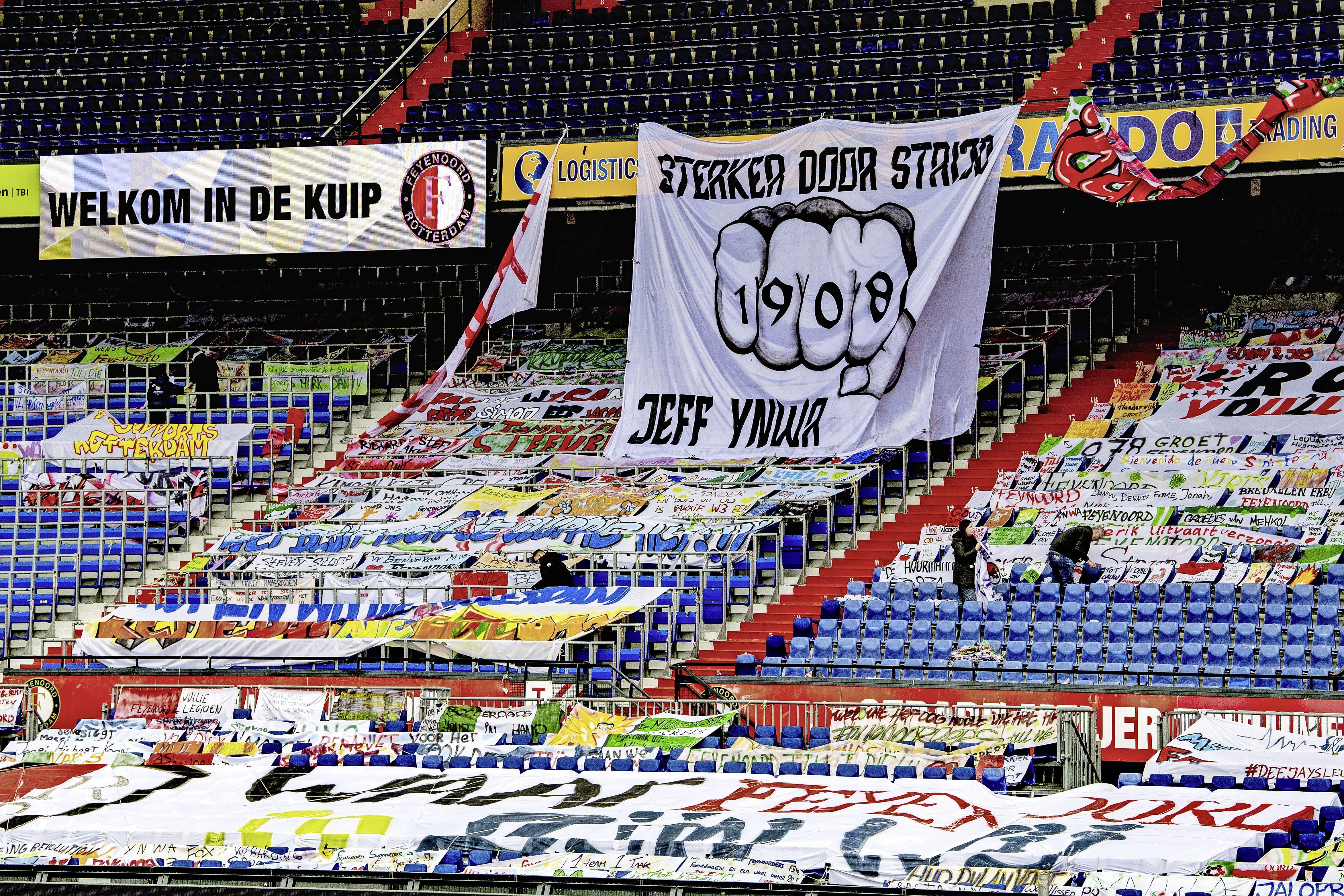 Proef met toegangstesten: Ajax-AZ met 7.500 supporters in de Johan Cruijff Arena