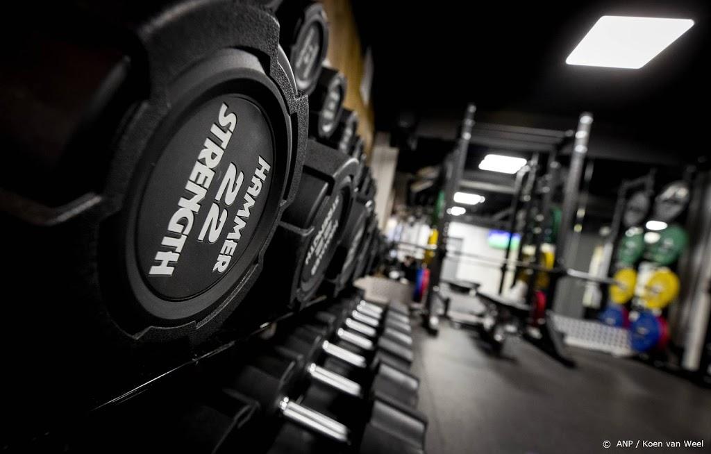 Fitnessbranche: uitstel opening sportscholen 'tegenvaller'