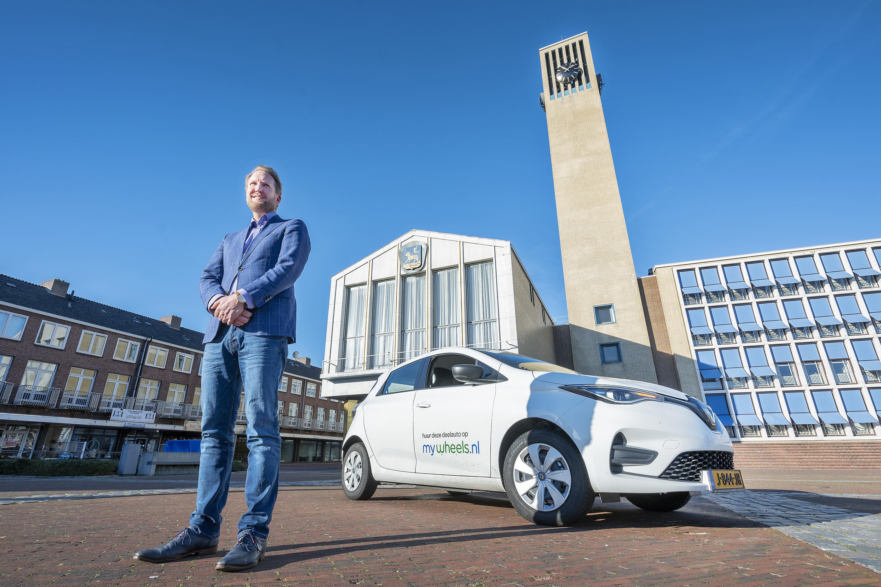 Gemeente Velsen komt met plan voor CO2-reductie: burgemeester op de fiets en wc spoelen met regenwater