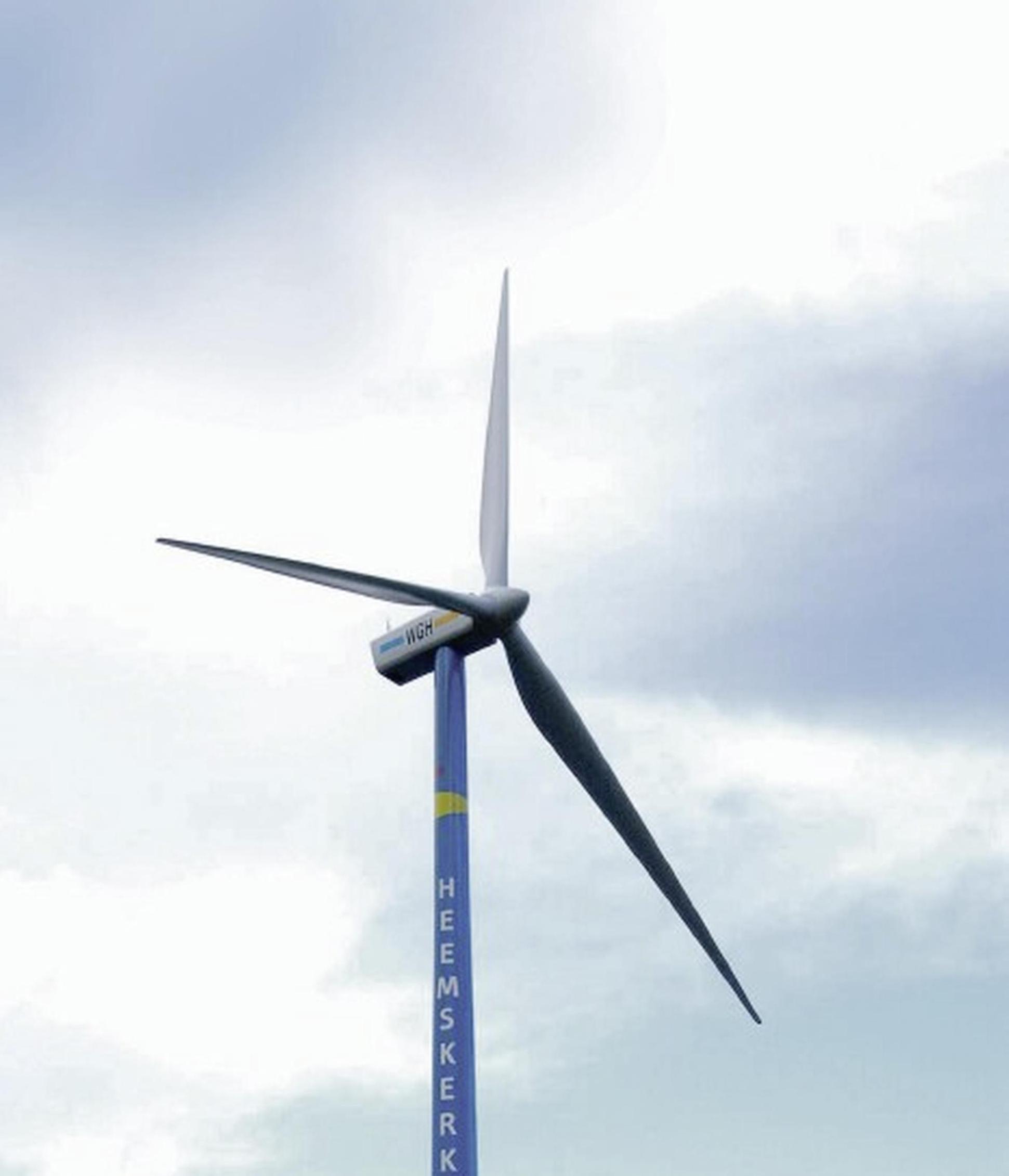 Baarn wil geen windmolens bij dorp