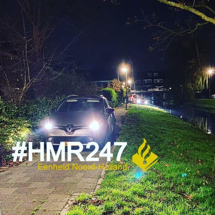 Politie Haarlemmermeer houdt bestuurder gestolen auto aan na achtervolging in Leiderdorp