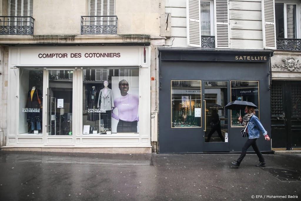 Frankrijk telt recordaantal nieuwe coronabesmettingen