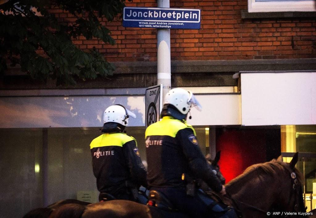 Politie: drie aanhoudingen bij onlusten in Den Haag