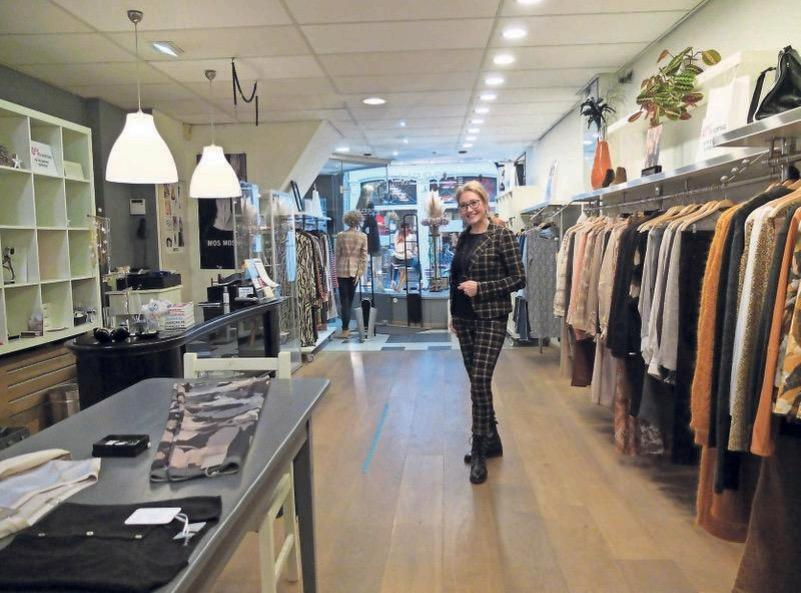 Centrummanagement Leiden zoekt opvolger voor modezaak Fiorella