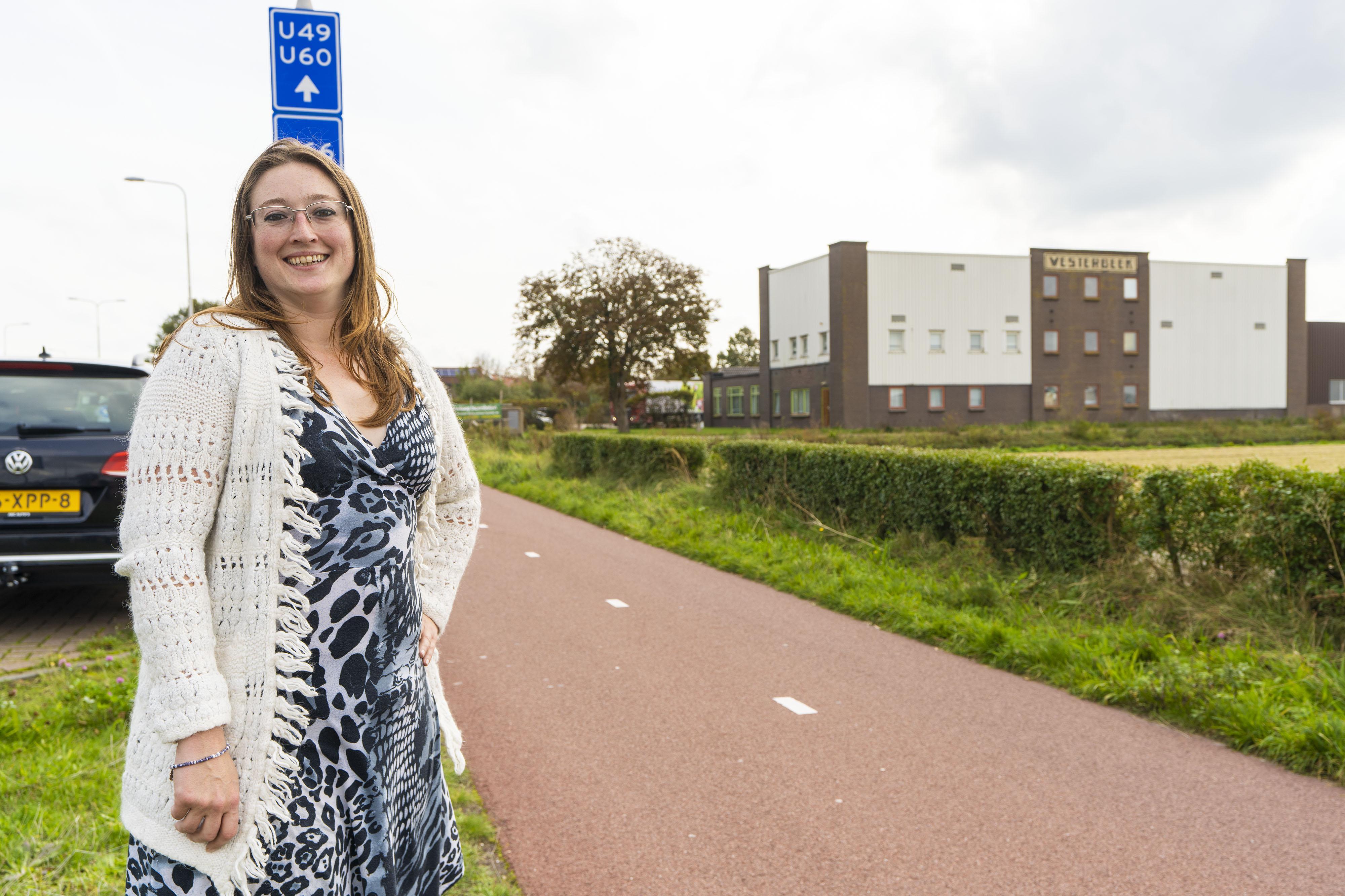 JoJo ziet Duurzaam Ontmoetingscentrum in de schuur van Westerbeek in Voorhout helemaal zitten