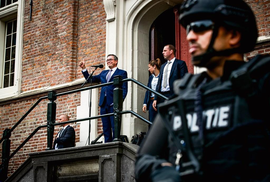 Bedreiging van burgemeesters: 'Er nog harder tegenin'