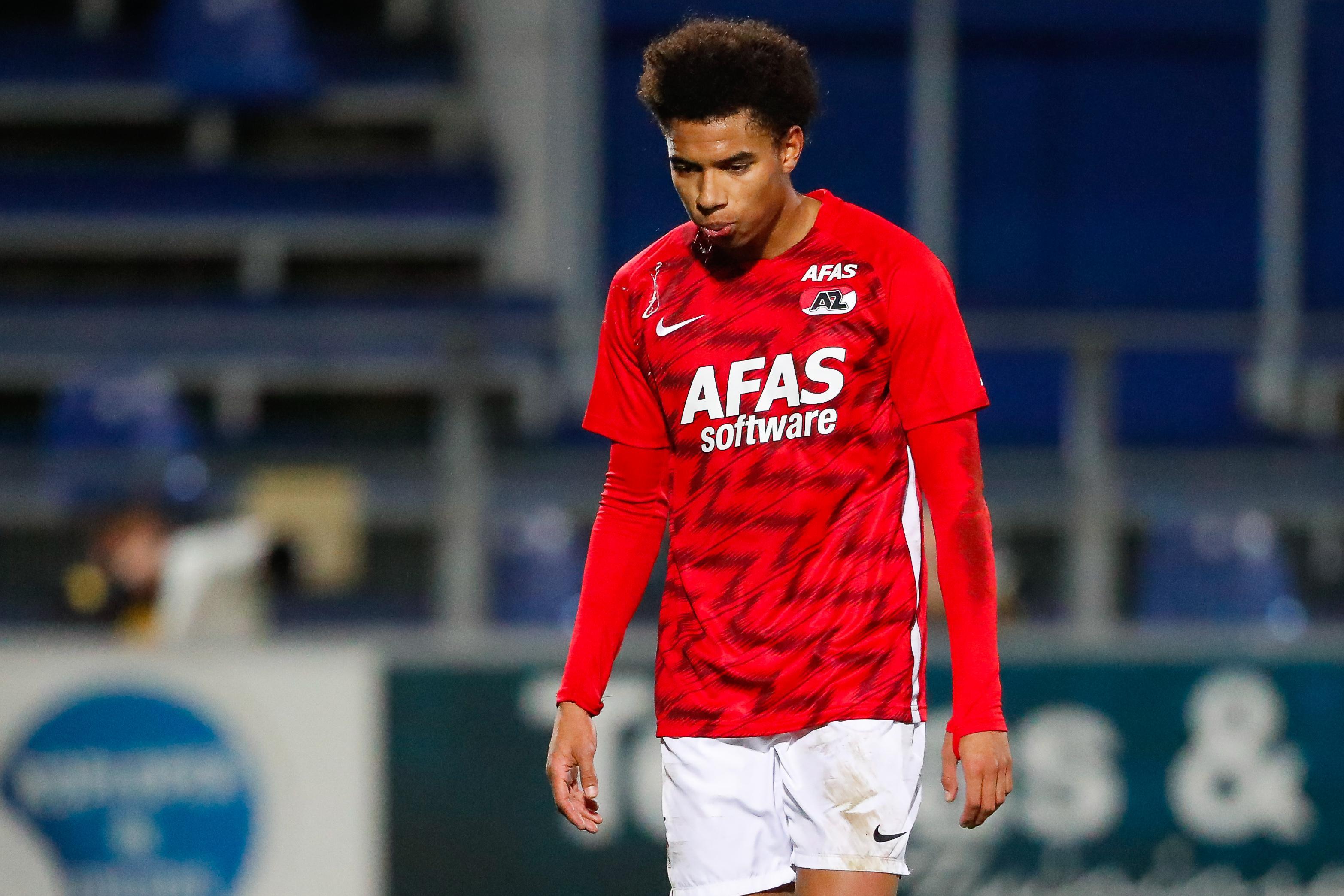 Calvin Stengs twijfelgeval bij AZ voor belangrijke uitwedstrijd tegen Feyenoord