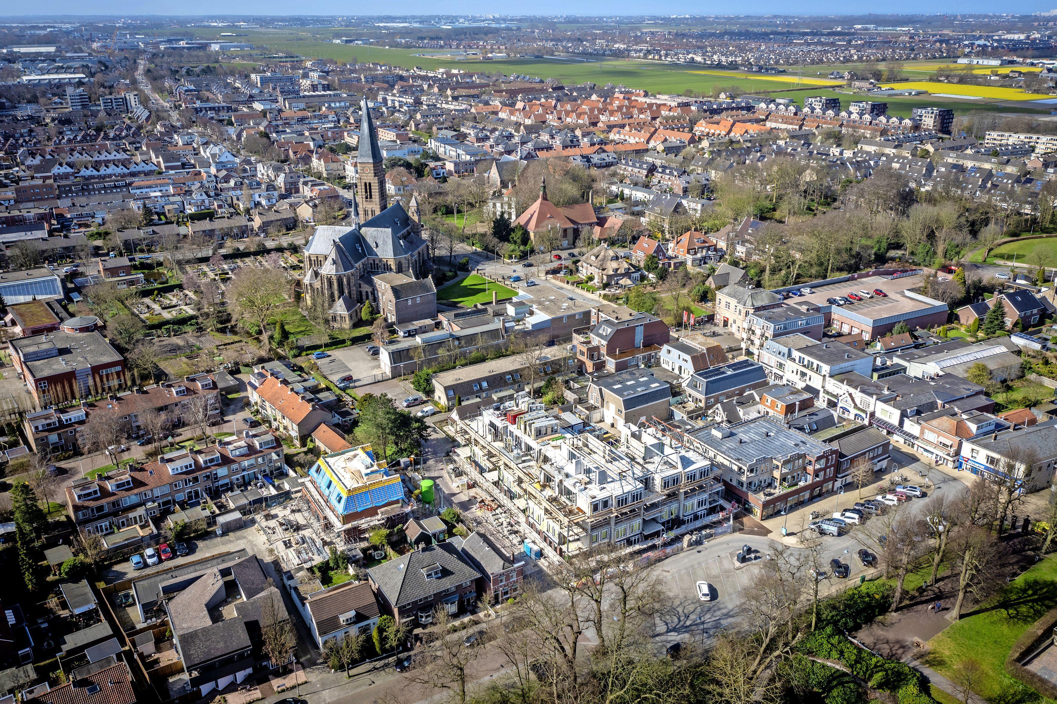 Sassenheim bouwt rustig verder, plan voor GOM-woningen in Warmond