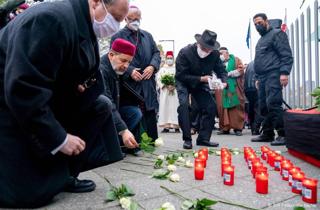Oostenrijk sluit radicale moskee bezocht door aanslagpleger Wenen