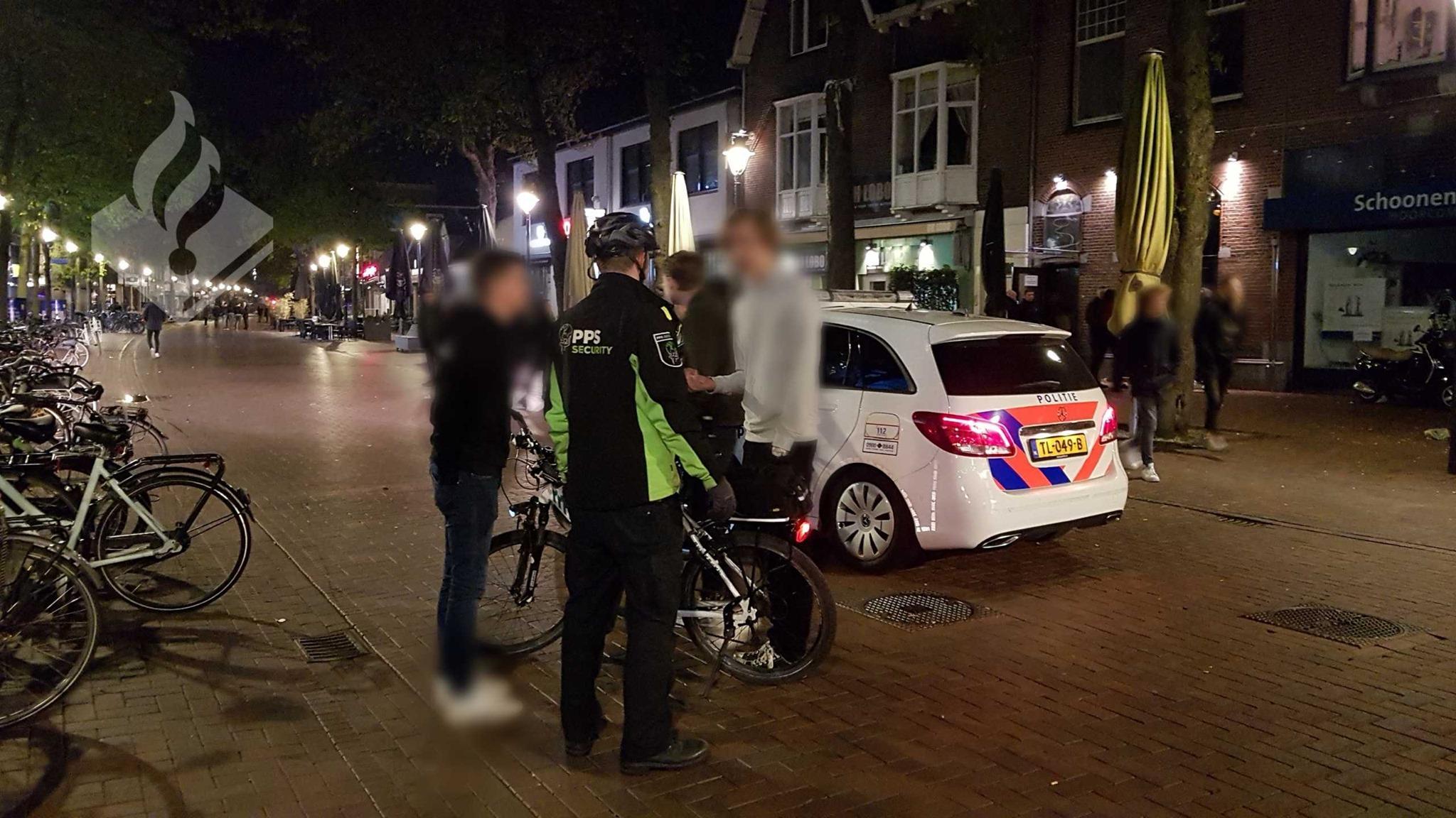 Politie spreekt van rustig weekend in centrum Hilversum: negen aanhoudingen