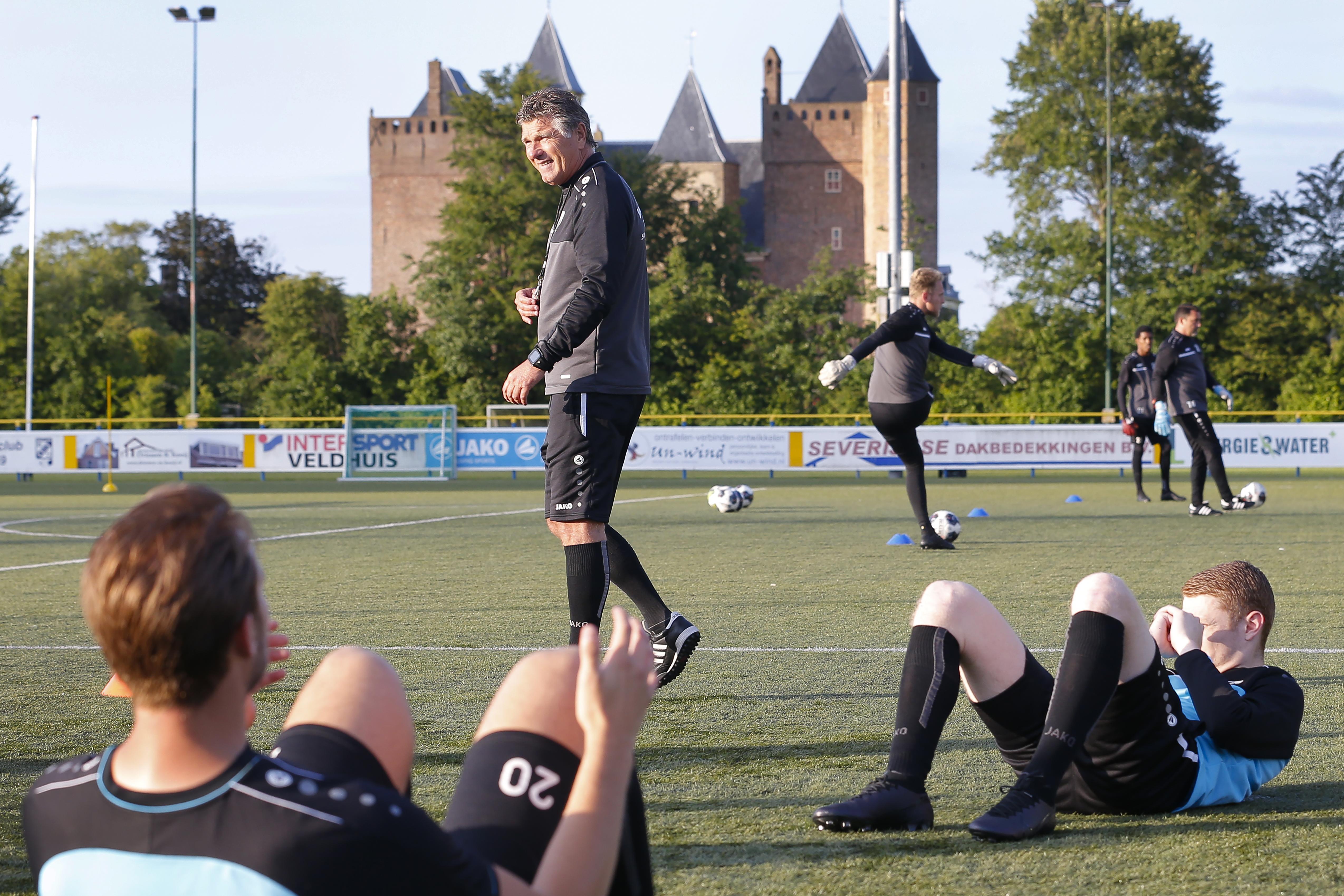 Odin'59 gaat na dit seizoen niet verder met trainer Ted Verdonkschot: 'Het is net als verkering, soms blijkt later dat er toch iets aan mankeert'