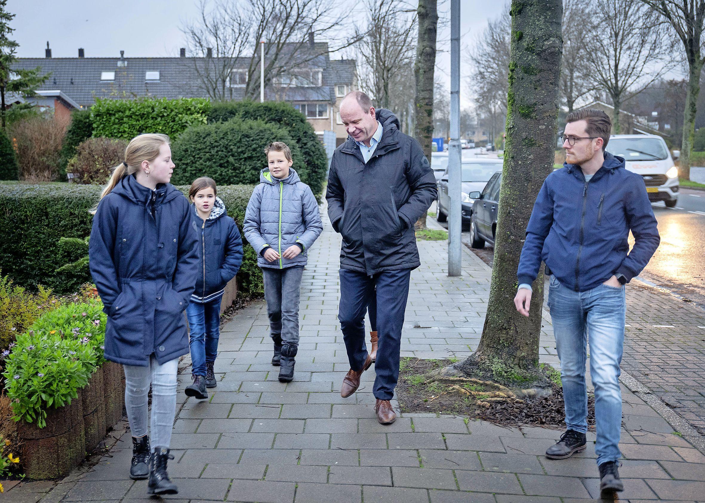 Veilig naar school op Het Anker in Velserbroek? Even geduld nog, aub