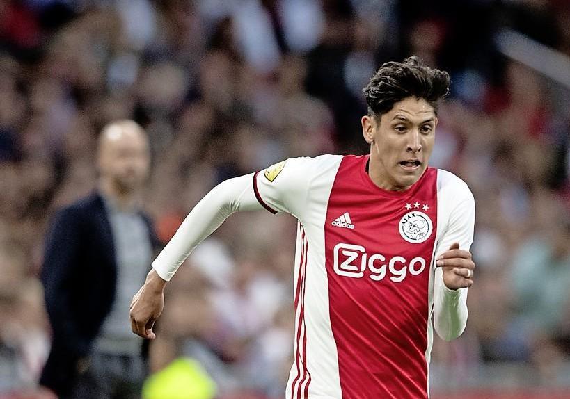 Het geluk van Alvarez bij Ajax: 'Mijn vriendin is bij me en ik heb mijn huis en mijn auto'