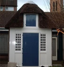 Grote Kerk in Beverwijk was stemlokaal bij de eerste democratische verkiezingen in ons land