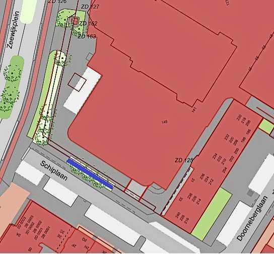 Bovengrondse containers in IJmuiden-Zeewijk gaan de grond in. 'We hopen dat dit langslepende onderwerp nu eindelijk opgelost gaat worden', aldus het wijkplatform