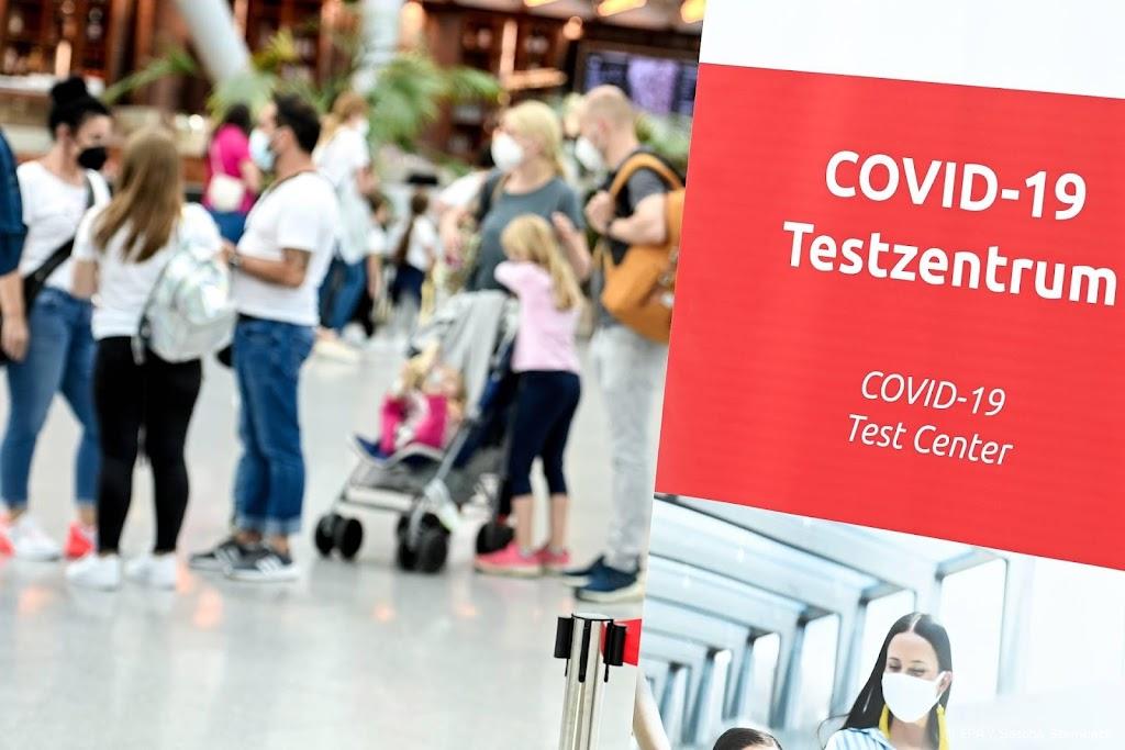 Duitsland: coronatest voor alle terugkeerders van vakantie