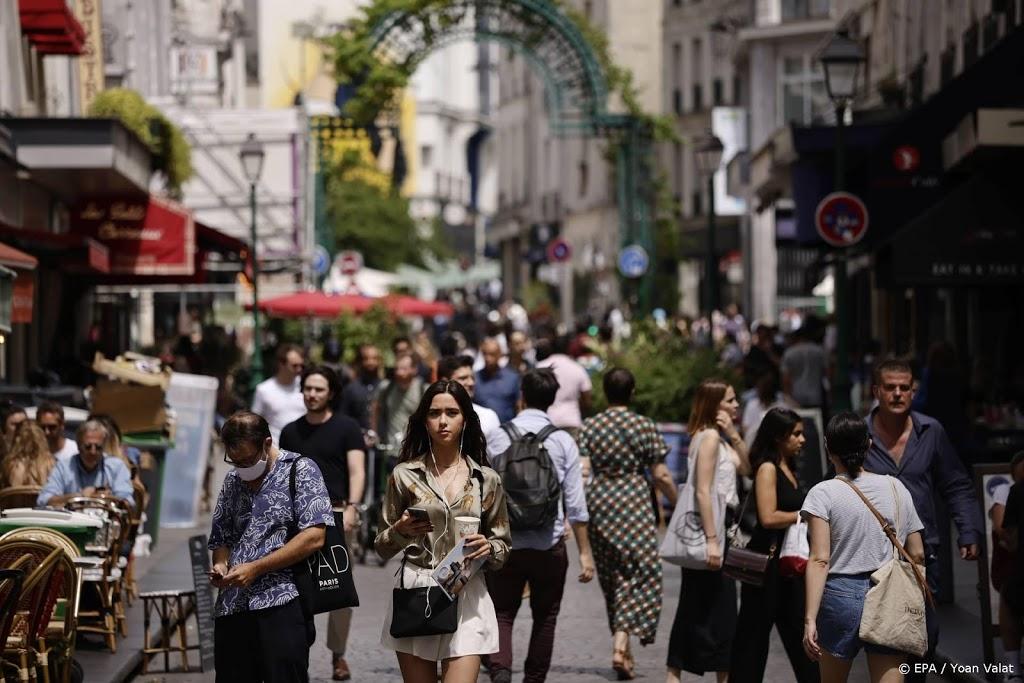 Tieners hoeven 'coronapas' in Frankrijk pas later te gebruiken