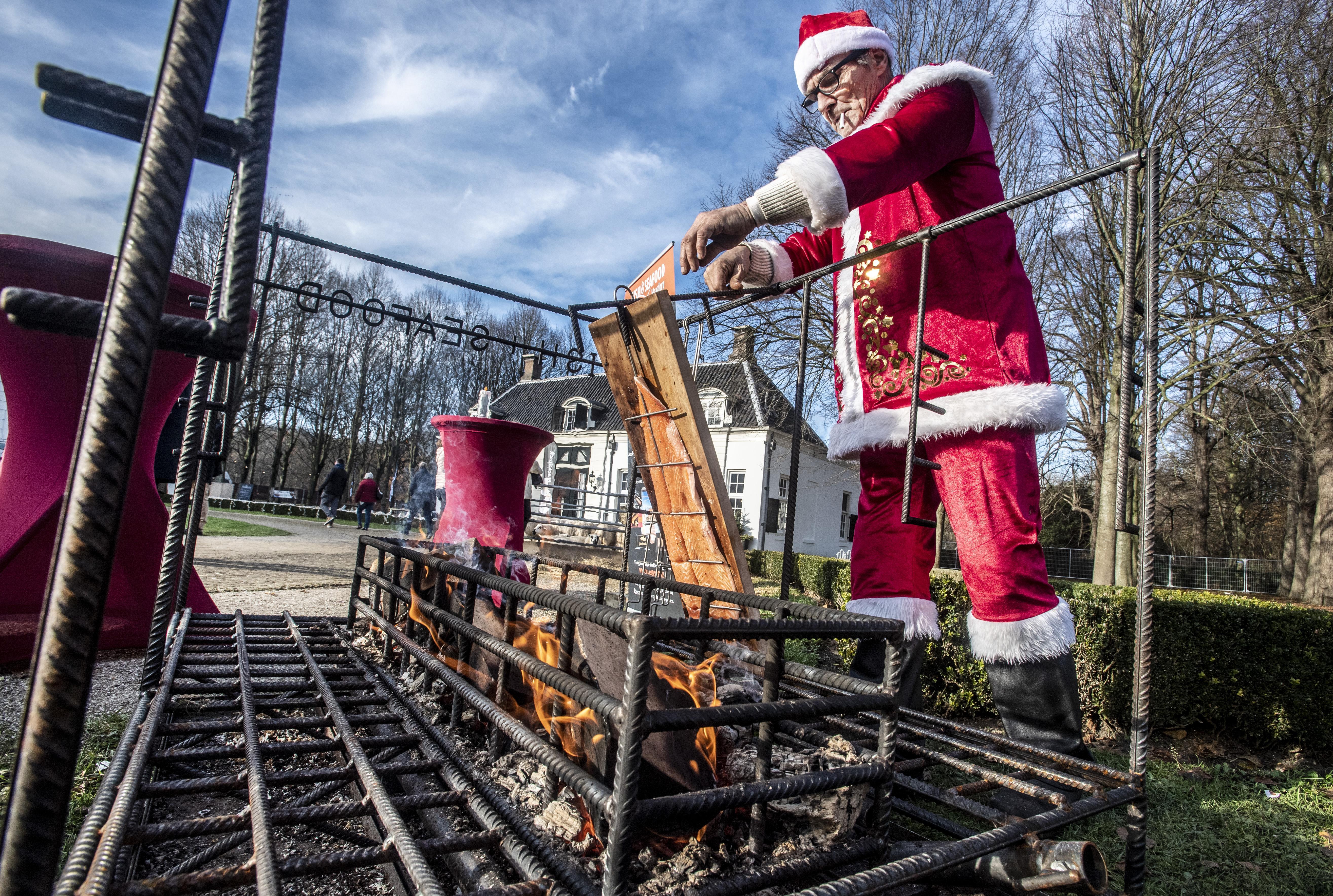 Coronacrisis leidt ook tot afblazen van Castle Christmas Fair op Buitenplaats Beeckestijn in Velsen-Zuid
