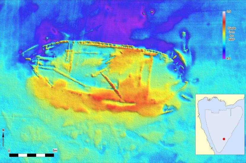 Zijn scheepswrakken die in Hoornse Hop zijn gevonden, vergaan tijdens Slag op de Zuiderzee? Duikers gaan het in de zomer nader onderzoeken