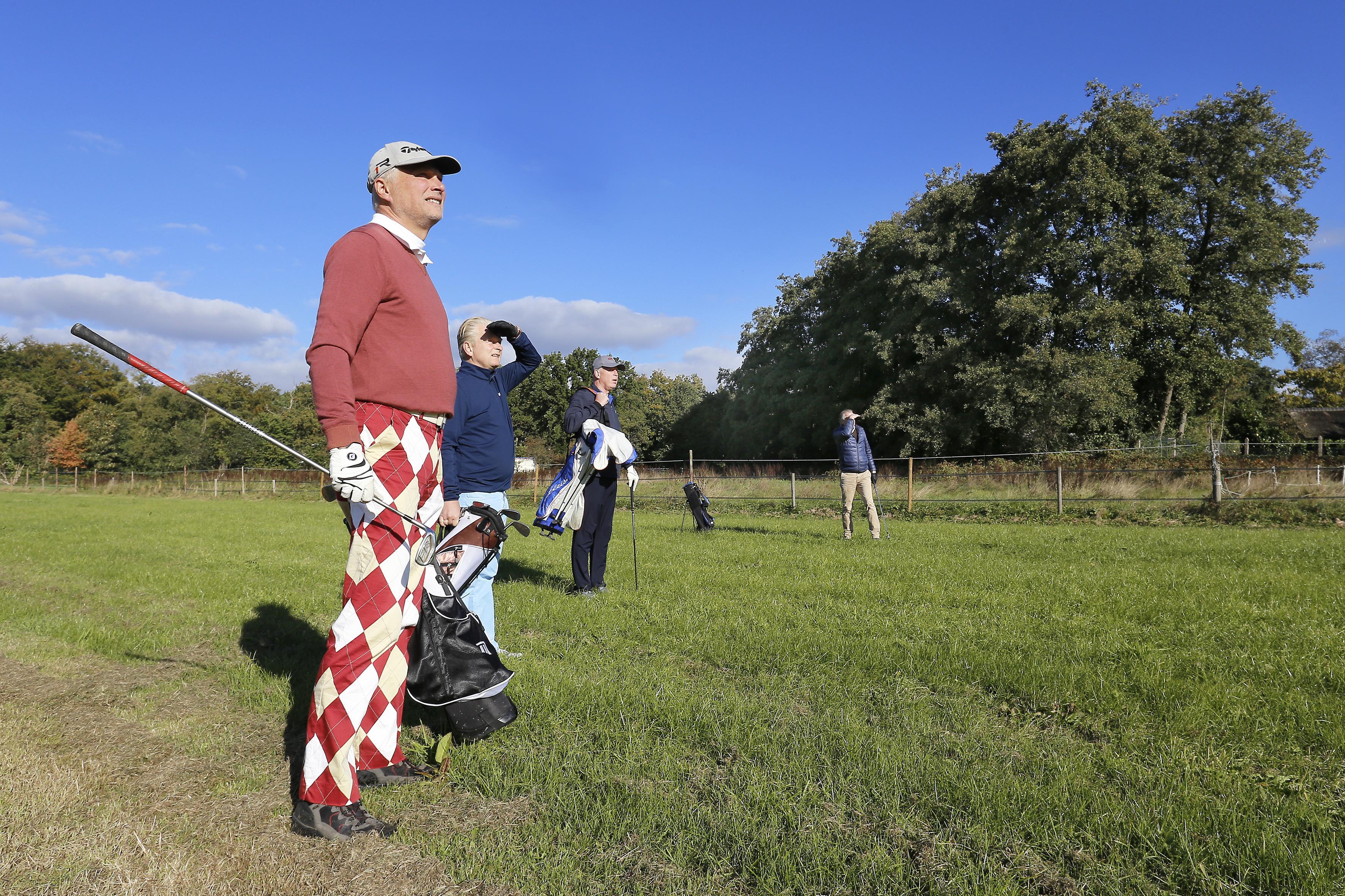 Blaricums golfevenement Golf & Country gaat zondag niet door