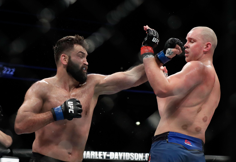 Beverwijkse vechtsporter Stefan Struve naar 'fight island' in Abu Dhabi voor UFC-partij tegen Australiër Tai Tuivasa