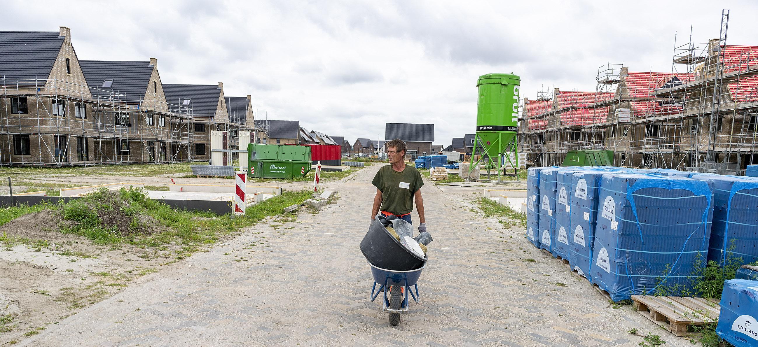 College Heerhugowaard denkt aan flexwoningen om snel aan vraag om sociale woningen tegemoet te kunnen komen