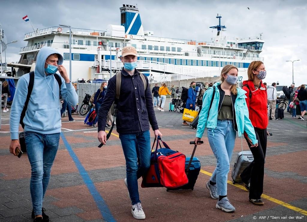 Meer Nederlanders op vakantie in eigen land