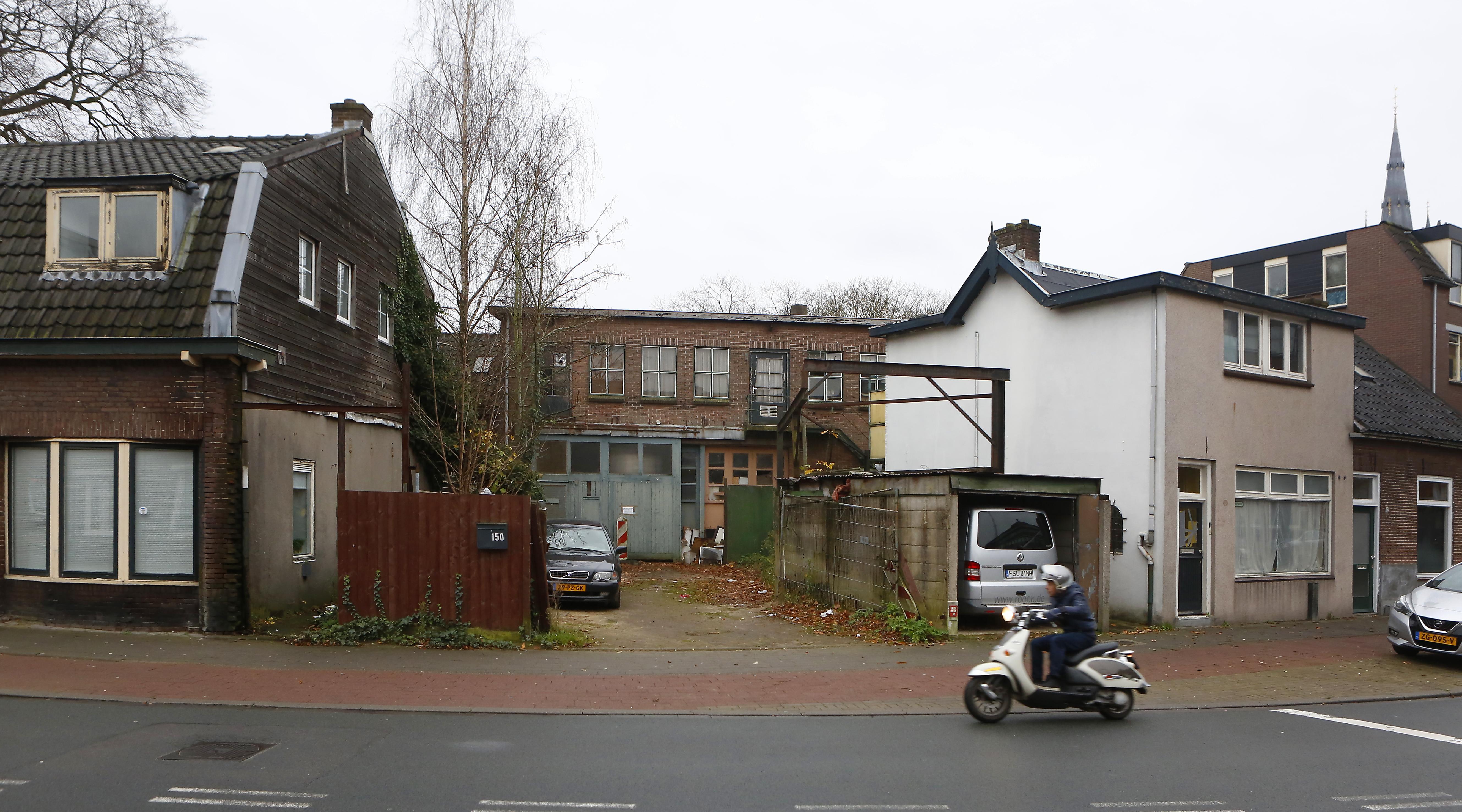 De 'verwilderde' huizen op de Prins Bernhardstraat worden nóg niet gesloopt; 'De besluitvorming verloopt trager door corona'