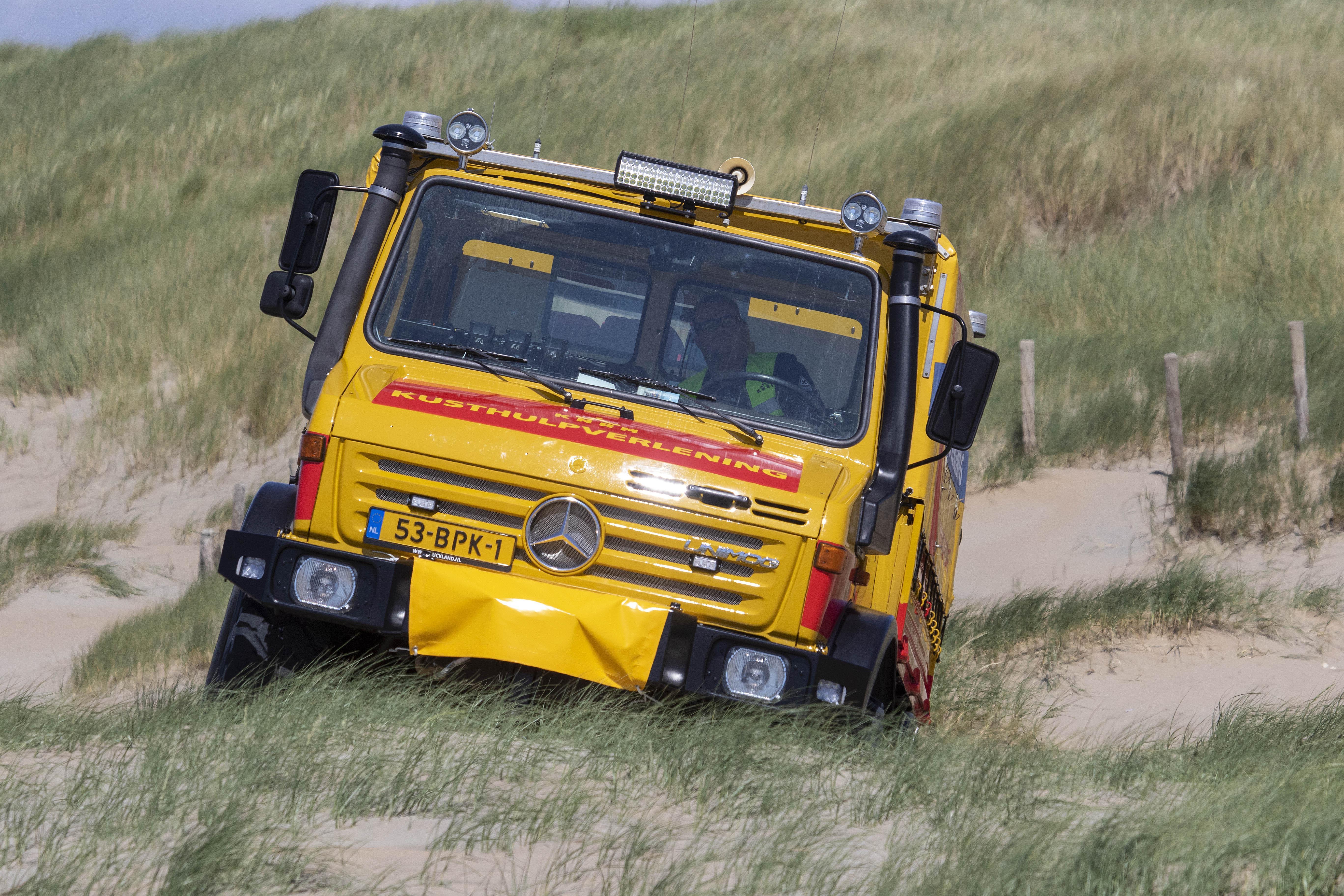 Nieuw voertuig voor KNRM Katwijk