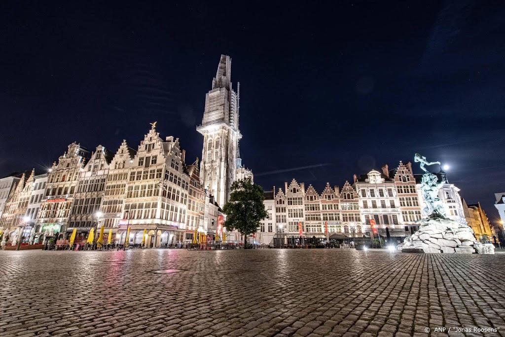 Stijging coronabesmettingen in Antwerpen zwakt af