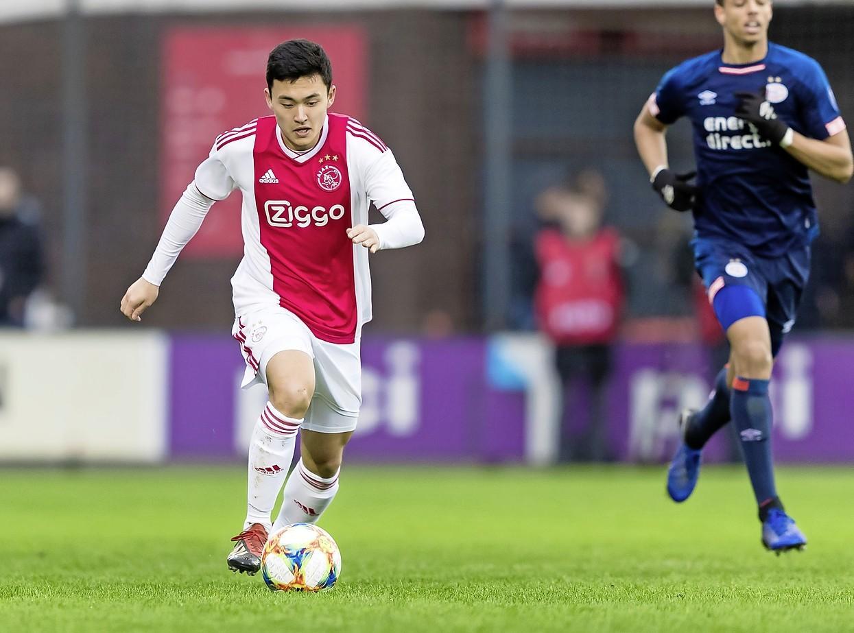 Nóg een Noord-Hollander bij Cambuur Leeuwarden: Assendelver Jasper ter Heide (21) komt over van Ajax