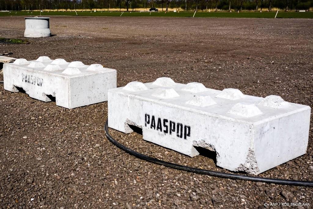 Paaspop mogelijk verplaatst naar september