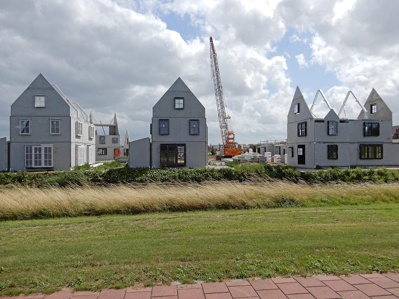 Nieuwe woonwijk 825 huizen in Hoofddorp: Lincolnpark