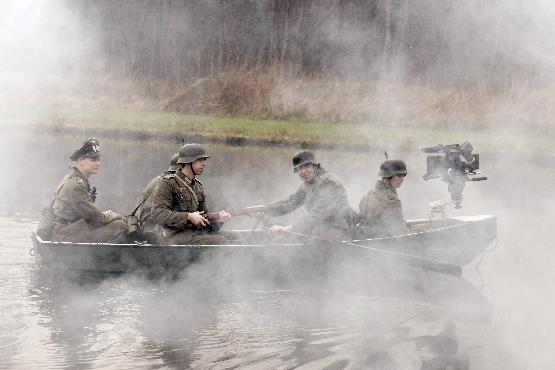 Tijd in Ankeveen 75 jaar terug voor opnamen documentaire 'Gele Brug'
