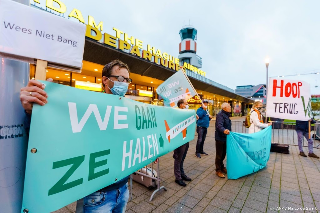 Griekenland stuurt toestel Nederlandse activisten weg
